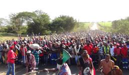 Swasiland: Streik der Zuckerarbeiter
