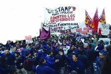 Gestamp – eine Belegschaft kämpft (nicht nur gegen die Entlassungspläne des Unternehmens)