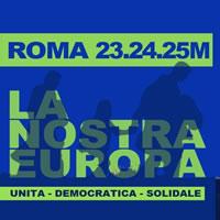 [25. März 2017] Zwei Aufrufe – zwei Demonstrationen gegen EU-Gipfel in Rom