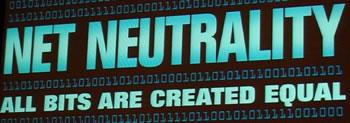 Netzneutralität ist in Gefahr! Rette das Internet!