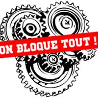"""""""On bloque tout""""-Komitee gegen das neue Arbeitsgesetz 2016 in Frankreich"""