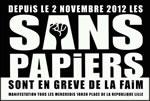 Hungerstreik der Sans papiers in Lille – Am inzwischen 66. Tag