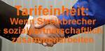 Tarifeinheit: Wenn Streikbrecher sozialpartnerschaftlich zusammenarbeiten