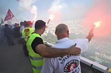 Gémenos (Bouches-du-Rhône): Les Fralib ont gagné!
