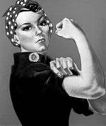 Frauenpower - Gegen Lohnungleichheit