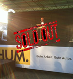 Opel Sold Out
