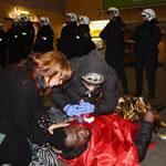 Massive Polizeibrutalität auf Oury-Jalloh-Demo in Dessau