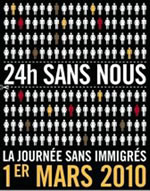 La journée sans immigrés: 24 heures sans nous