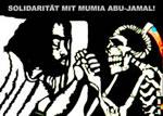 Solidarität mit Mumia Abu-Jamal