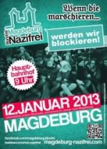 Magdeburg: Naziaufmarsch blockieren!