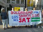 Landesweite Solidarität mit SAT