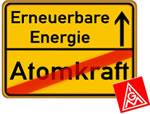 IG Metall für Erneuerbare Energien