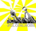Global NOISE - weltweite Krachkampagne für politsche Veränderung am 13. Oktober