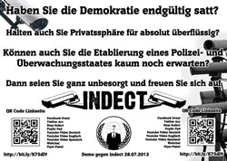 INDECT-Flyer