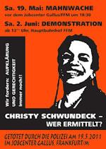 Erschießung Christy Schwundeck