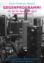 EuroFinanceWeek und GEGENprogramm