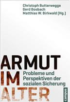 """Buch """"Armut im Alter. Probleme und Perspektiven sozialer Sicherung"""""""