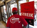 Streik der CFM-Beschäftigten der Charite
