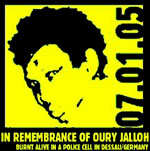 Der Tod des Asylbewerbers Oury Jalloh
