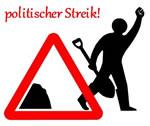 Politischer Streik