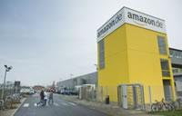Amazon-Gelände Leipzig