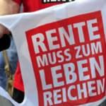 """""""… und arm bist Du…"""" Broschüre der Initiative zur Vernetzung der Gewerkschaftslinken"""