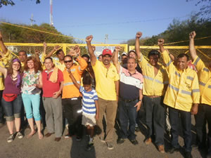 Interview zum Streik kolumbianischer Bergarbeiter