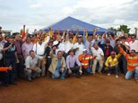 Streik bei El Cerrejon