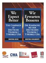 """Kampagne """"Wir Erwarten Besseres"""""""