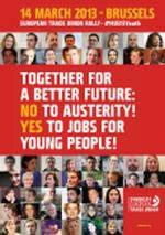 13.-14. März 2013: Aktionstage des Europäischen Gewerkschaftsbundes