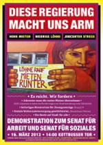 Berlin: Kotti-Mieten-Demo am 16. März