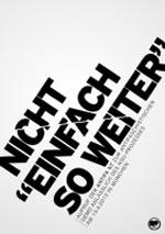 [M] NICHT EINFACH SO WEITER! Aufruf der antifa nt zur antifaschistischen Demo anlässlich des NSU-Prozesses am 13.04. in München