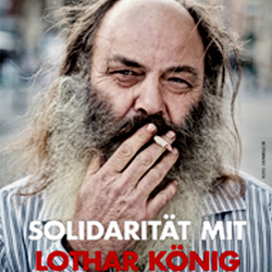 Unsere Solidarität gilt Pfarrer Lothar König