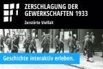zerschlagung 1933