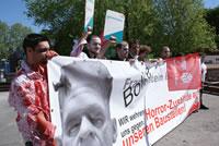 Verschlechterung der EU-Durchsetzungsrichtlinie stoppen. IG BAU-Protest gegen EU-Pläne zur Erleichterung von Sozialdumping