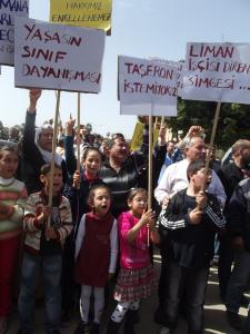 Mersin Port Workers Fought and Won