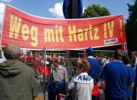 Hartz IV muss weg