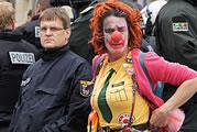 Blockupy am 31.5.2013, Foto von attac