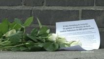 Filmclip: Gedenken der Opfer dt. Asylpolitik