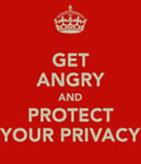 "Rette deine Privatsphäre! - Stoppt den ""Lobby-Krieg"" gegen EU-Datenschutz!"