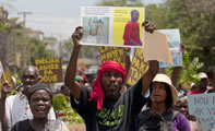 Haiti: Solidarity against death threats to human rights lawyer Patrice Florvilus