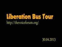 Refugee Liberation Bus Tour in Baden-Württemberg und Bayern!