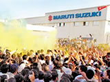 Der Kampf der Maruti-Suzuki Belegschaft