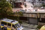 Schweden: Brennende Vorstädte