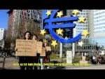 Frankfurter Occupy-Aktivisten antworten per Videobotschaft auf die »Spanien-Rettung«