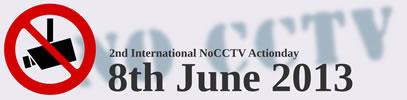 Samstag, 8.6. – Internationaler Aktionstag gegen Videoüberwachung