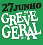 Generalstreik Portugal 2013