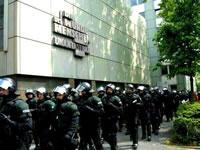 Blockupy-Fazit: Die Würde des Menschen ist unantastbar