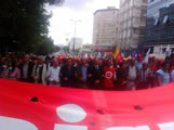 General Strike in Turkey against Government's continuous brutal violence in Ankara