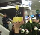 Goldene Kartoffel für Bundespolizei Ffm